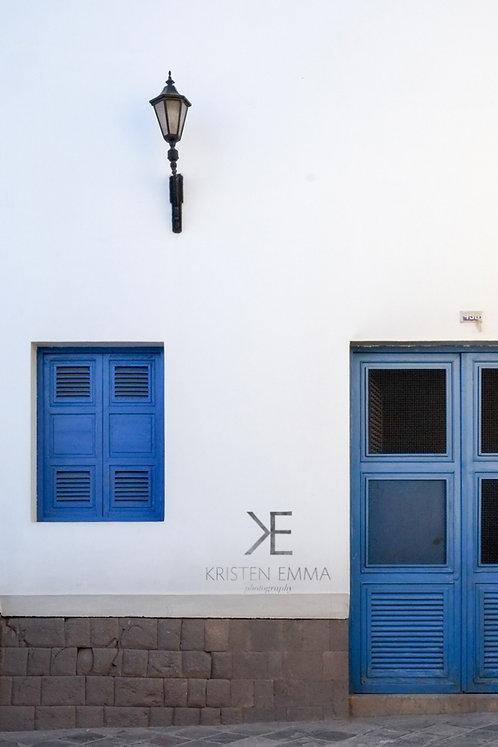 Doors of Cusco