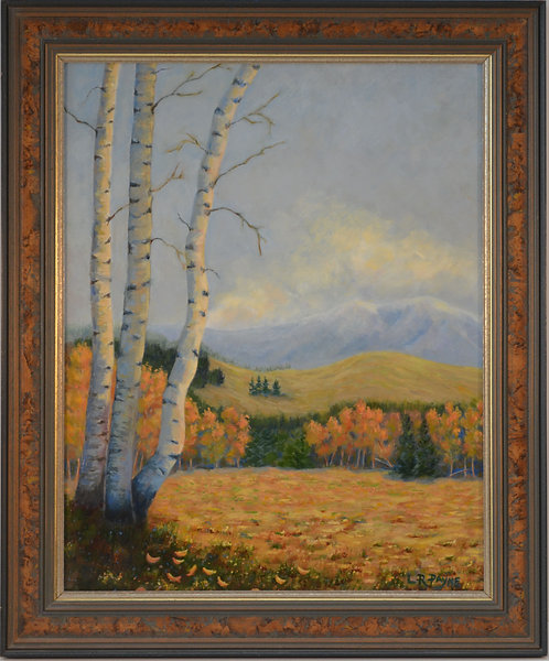 Autumn in the Rockies 1