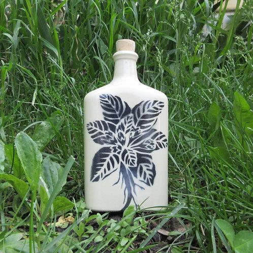 Mandrake Apothecary Bottle