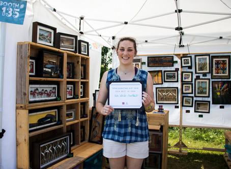 2018 Powderhorn Art Fair Award Winners