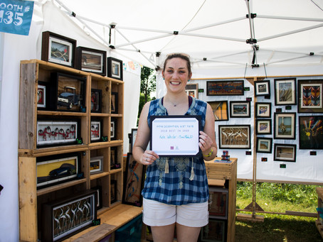 2018 Powderhorn Art Fair Award Winners