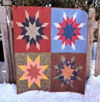 Four Star Quilt