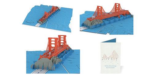 Golden Gate Bridge Display