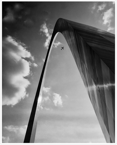 Arch Flyby