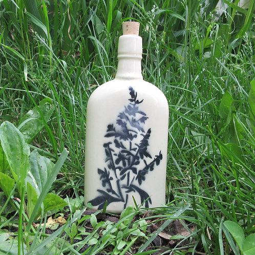 Mugwort Apothecary Bottle