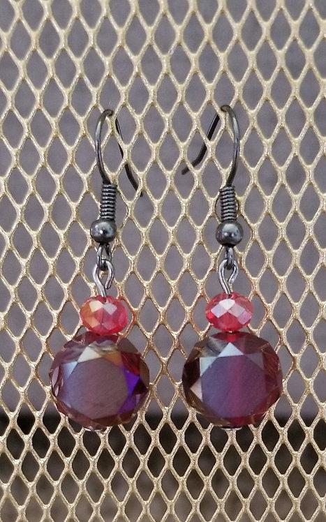 Desert Roses Earrings