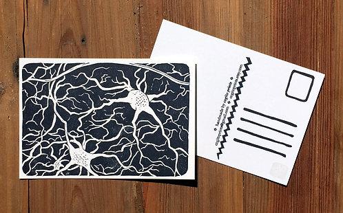 Neuron Postcards