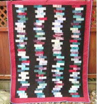 Stacked Rectangles Quilt