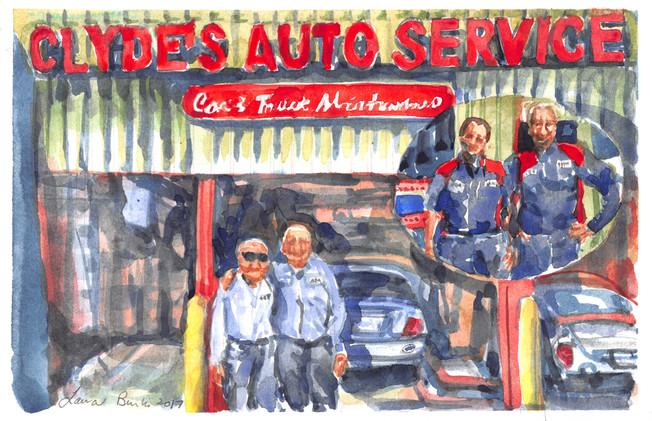 Clyde's Auto Service