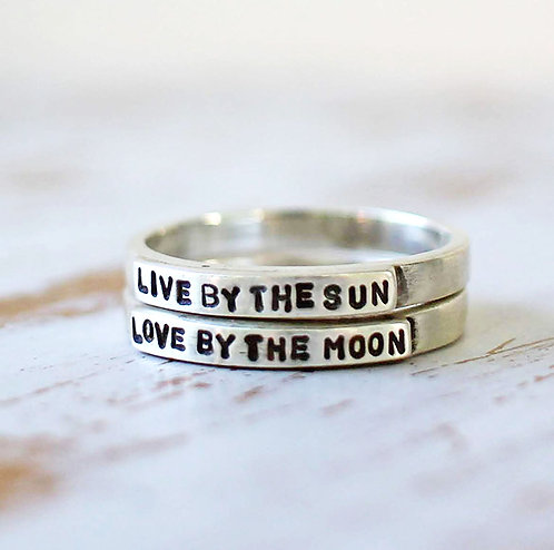 SAY IT Stacking Rings