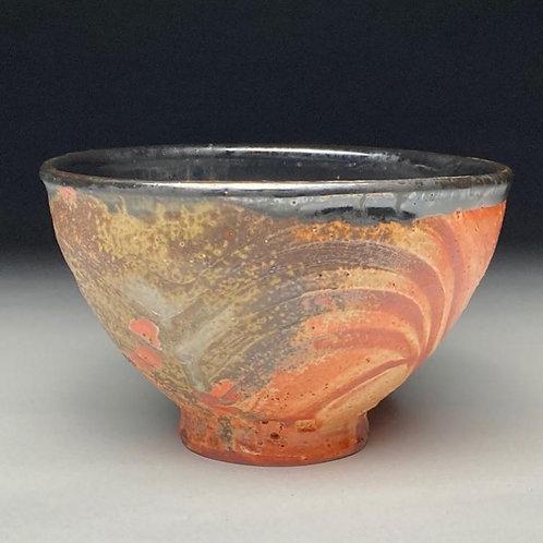 Orange Shino Bowl 3