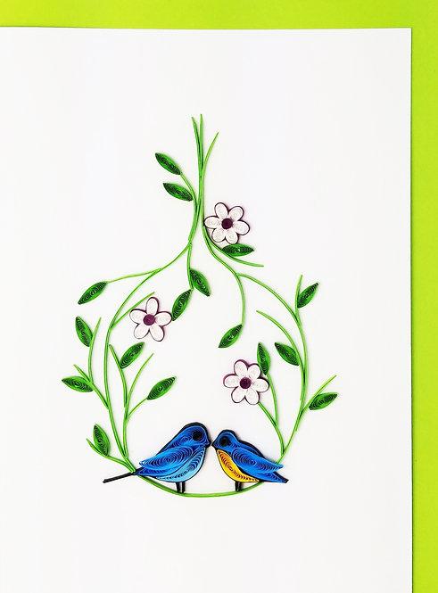 605 Love Birds