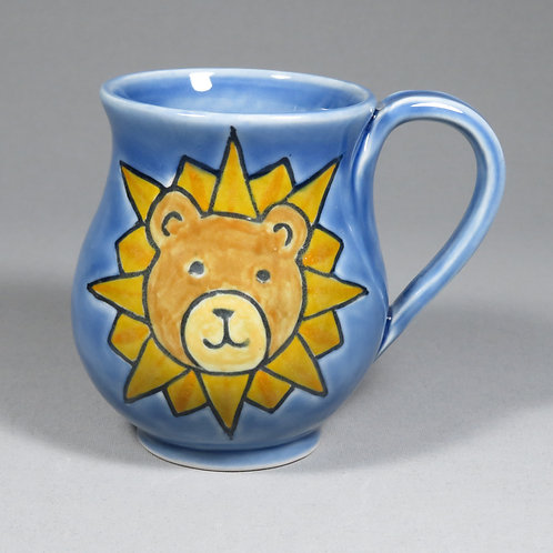 Cute Cryptid Sunbear & Moonbear Mug