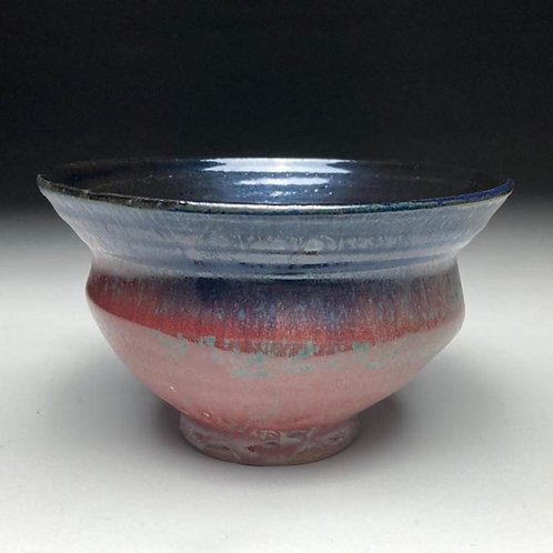 Blue & Red Bowl
