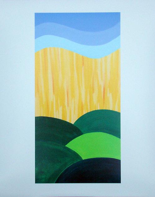 The Hills (Print)