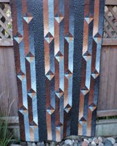 Black & Brown Quilt