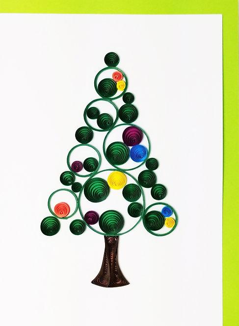 803B Christmas Tree