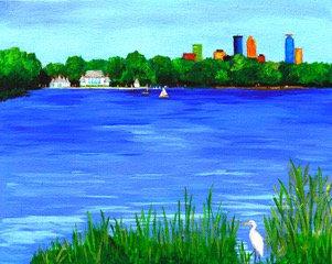 Lake Harriet