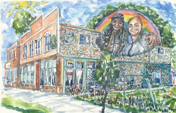 Cafe Southside: Coffee, Community & Creativity