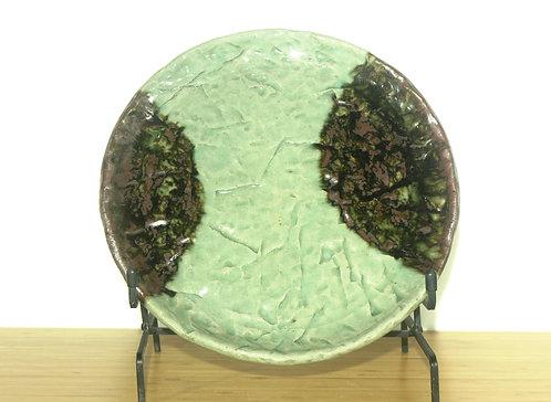 Stone-Stamped Platter