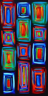 Vibrant Abstract 4