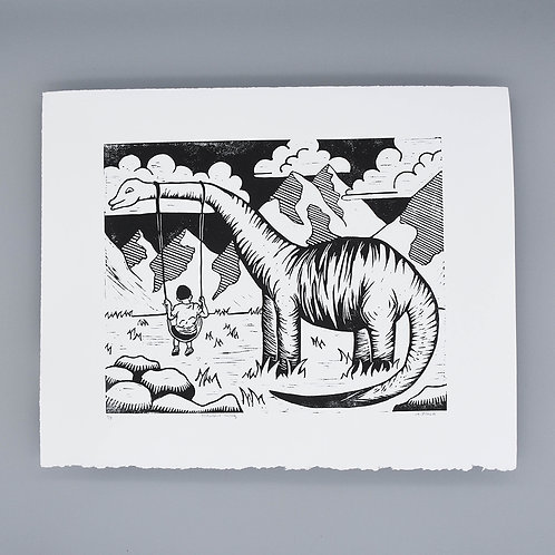 Dinosaur Swing