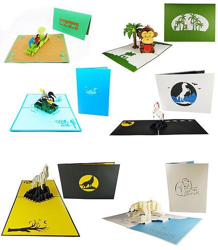 Animals 10-Pack
