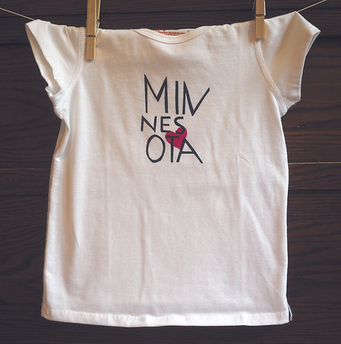 Minnesota onesie/shirt