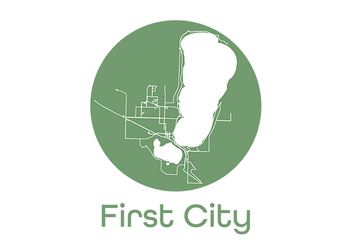 """First City"""