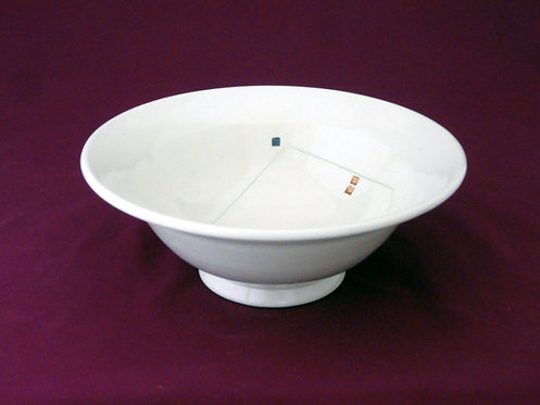tri line bowl