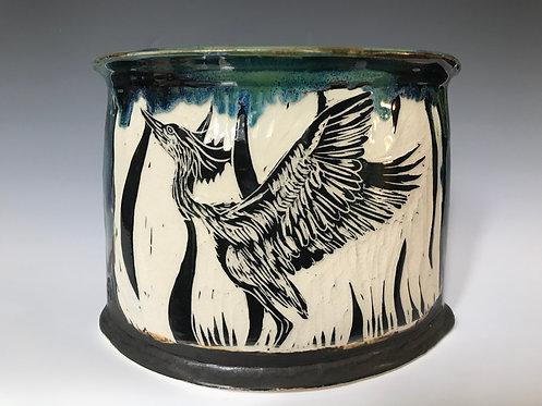 Heron Basket
