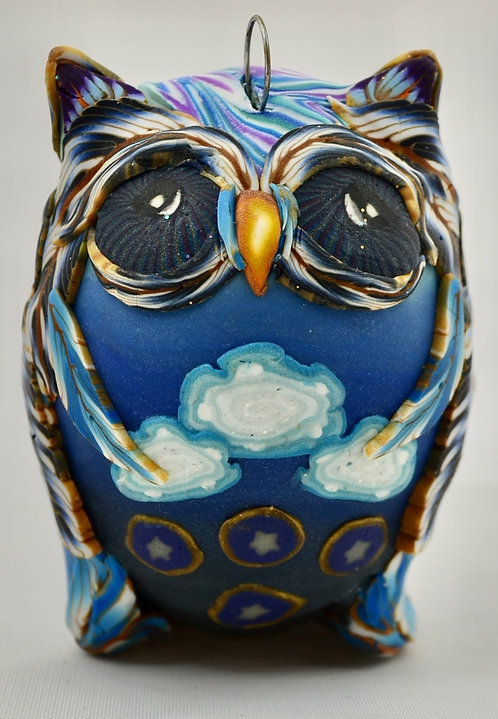 Winter Solstice Owl