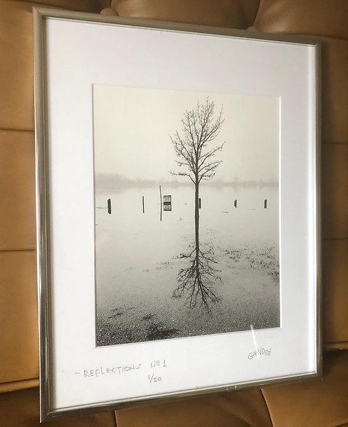Reflections Number 1 (framed)