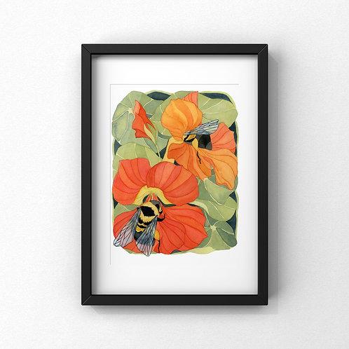 Birds & Bees I
