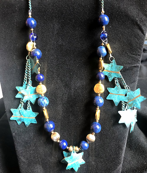 Lapis Blue Star