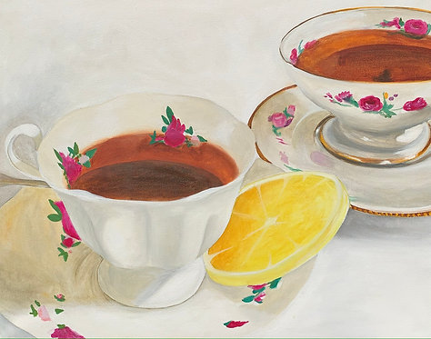 Two Teacups