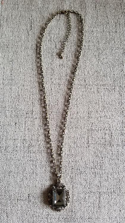 Snow White's Mirror Necklace