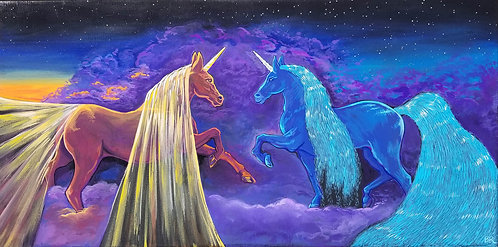 A Storm of Unicorns