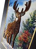 25.Quilling Matted - Deer 2.jpg