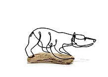 11. Bear Cub Wire Sculpture1.jpeg