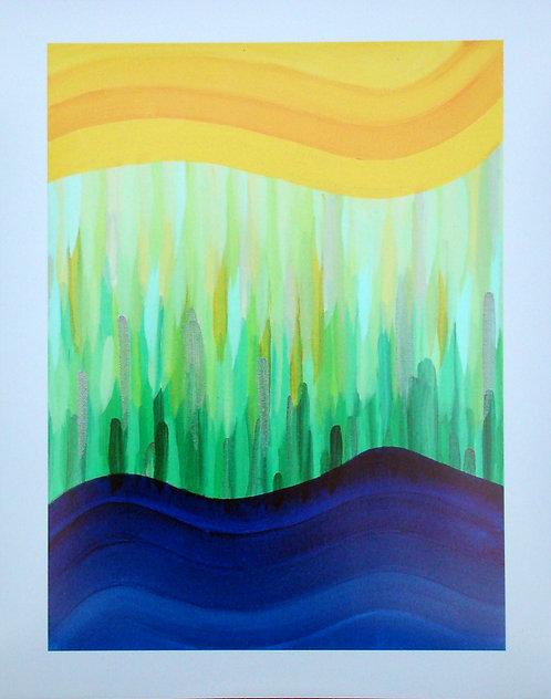 River (Print)