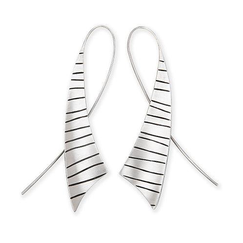 Curvature Earrings - Latitude Series
