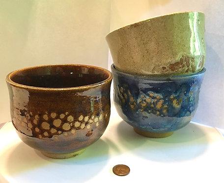 Medium Dotted Bowls