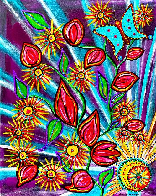 """Blooms of Hope"""