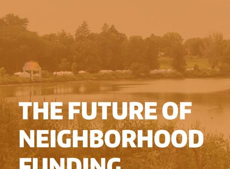 New Timeline: Neighborhoods 2020