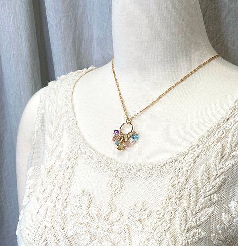Heavenly Oracle Necklace