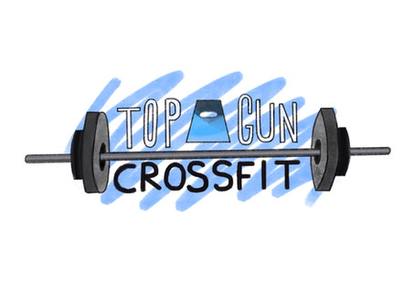 Top Gun Crossfit Building on Strengths