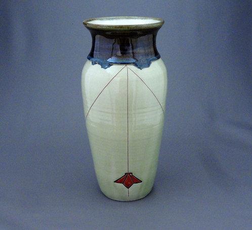Flower Line Vase