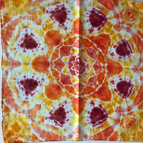 Bandana 1 Yellow/Orange/Red