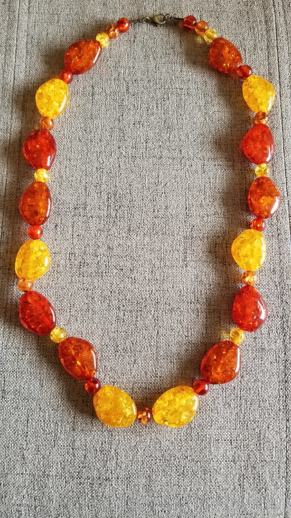 Saharan Beauty Necklace